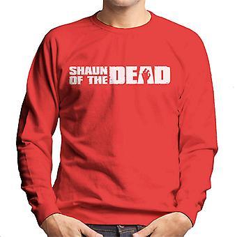 Shaun of the Dead Logo Men's Sweatshirt