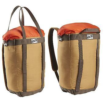 Kelty Tote Rucksack عارضة Daypack حقيبة ظهر واصلة حقيبة 51 سم، 30 لتر، كانيون براون
