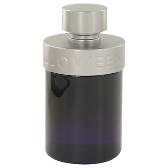 Halloween Man Eau De Toilette Spray (Tester) By Jesus Del Pozo 4.2 oz Eau De Toilette Spray