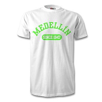 Atletico Nacional gegründet 1947 Fußball T-Shirt