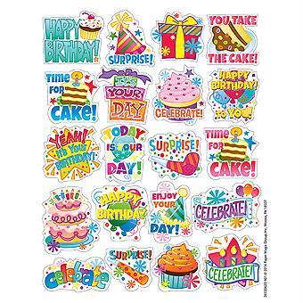 Birthday Theme Stickers