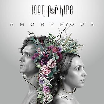 Icon For Hire - Amorphous [Vinyl] USA import