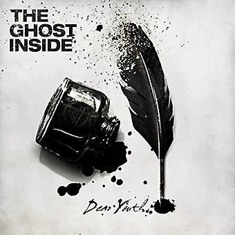 Ghost Inside - Dear Youth (Wht/W Black) [Vinyl] USA import