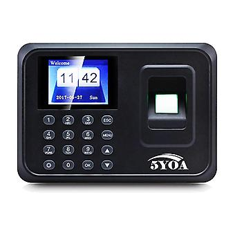 Biometric Fingerprint Punch Usb Time Clock