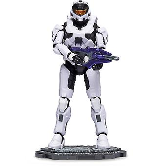 Spartan MK VII With Pulse Carbine (World Of Halo) Action Figure