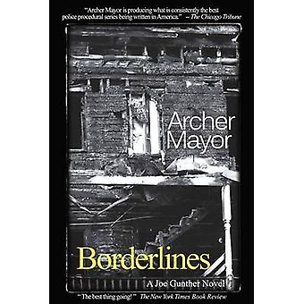 Borderlines by Archer Mayor - 9780979812217 Book