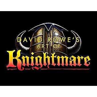 David Rowe's Art of Knightmare by David Rowe - 9781785389672 Book