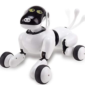 Älykäs vuorovaikutus robotti koiran ääniohjaus lelu