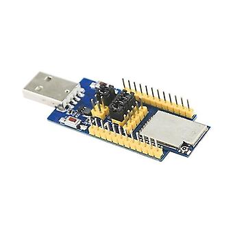 E18-tbh-27 Ch340g 2.4ghz 27dbm Usb Interface Uart Serial Port Test Board Modul