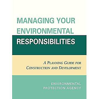Gestion de vos responsabilités environnementales : Guide de planification de la construction et du développement