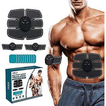 10 Replaceable Gel Pads Ems Abs Muscle Toner
