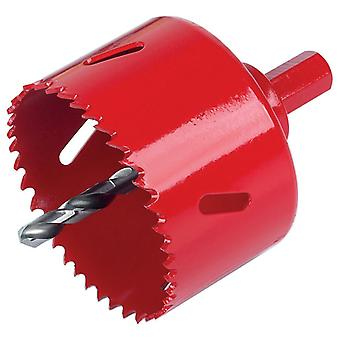wolfcraft hole saw 60 mm with hexagonal shaft 5484000