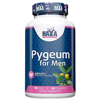 Haya Labs Pygeum for Men Supplement 100mg 60 Capsules