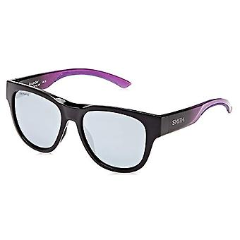 SMITH - Men's round sunglasses, one size size, color: Purple