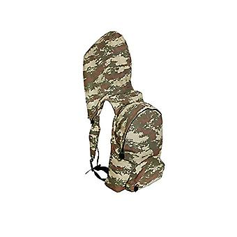 MorikukkoMorikukko Hooded Backpack Military CamoUnisex - AdultZainiMulticolore (Military Camo)33x8x40 Centimeters (W x H x L)