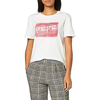 Pepe Jeans Morgane T-Shirt, (Mousse 808), X-Large Woman