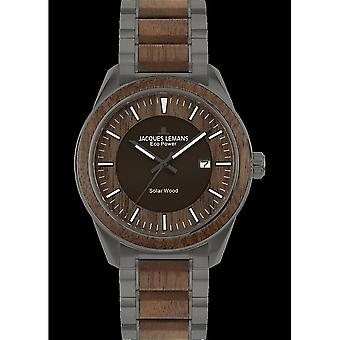 جاك ليمانز ساعة اليد UNISEX الطاقة البيئية 1-2116I