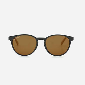 Cambium maui sunglasses - recycled plastic and wood frame