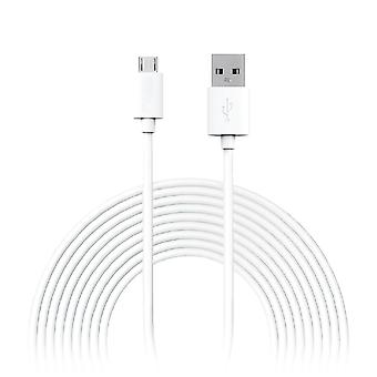 Jivo 3M Micro USB Ladekabel Wht