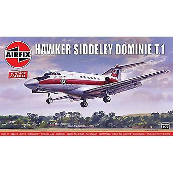 Airfix Hawker Siddley Dominie T.1 Mallisarja