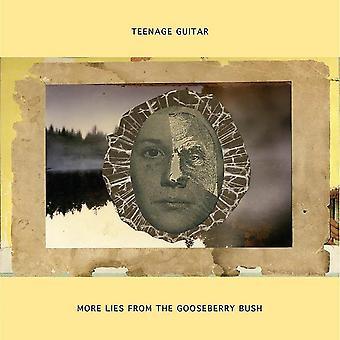 Tonårsgitarr - Fler lögner från Gooseberry Bush CD