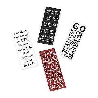 Sign Magnet (One Random Supplied) by Heaven Sends