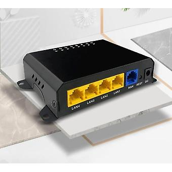 Gateway vezetékes útválasztó az összes online eszköz hálózatának vezérlése