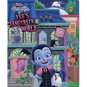 Disney Vampirina Vees Fangtastic World av redaktörer för Studio Fun International