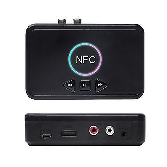 Bluetooth-Adapter, 3,5-mm-Cinch-Lautsprecherempfänger, NFC-Bluetooth-Audioempfänger