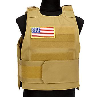 Army Tactical Equipment Military Molle Vest Hunting Armor Vest Airsoft Gear Paintball Combat Protective Vest