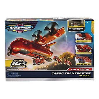 Vehicle Playset Micromachines Aeroplane