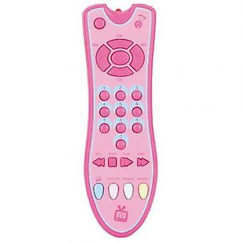 Baby Simulation Tv Remote Control, Dzieci Edukacyjna Muzyka Nauka angielskiego