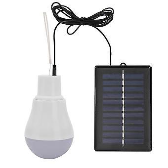 5V 15w 300lm économie d'énergie lampe solaire extérieure usb ampoule led rechargeable panneau solaire portable éclairage extérieur nouveau
