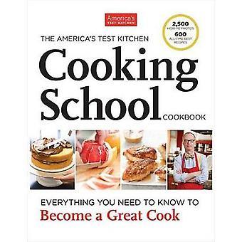 Americas Test Kitchen Cooking School Cookbook-editointi America S Test Kitchen