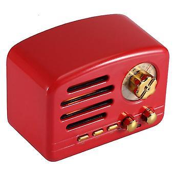 FM radio mini subwoofer portable speaker(Color-1)