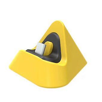 شاحن محطة شاحن المحمولة لعبة شاحن المضيف شاحن صغير للتبديل لايت الأصفر