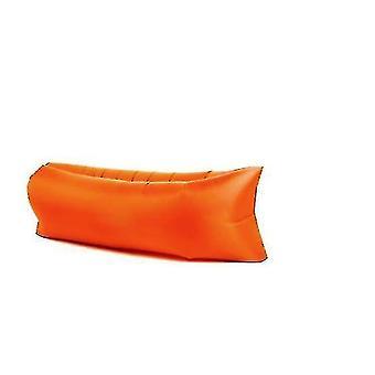 Gonflable?canapé extérieur?portable Étanche à l'eau Anti Air Fuite Chaise longue?air?canapé?hamac