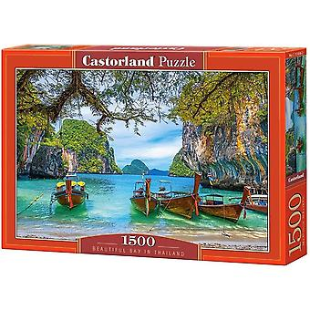 Castorland Beautiful Bay in Thailand Jigsaw Puzzle (1500 Pieces)
