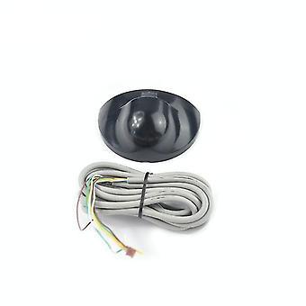 Capteur à distance micro-ondes pour capteurs automatiques de mouvement de porte
