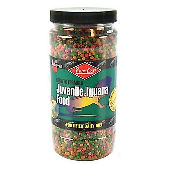 Rep Cal Juvenile Iguana Food - 7 oz