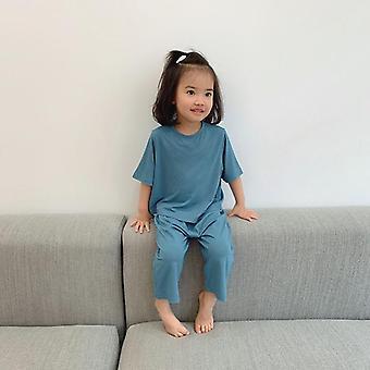 مجموعة ملابس الأطفال، مجموعات بيجامة الطفل الصيفي