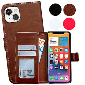 Iphone 13 Mini - Funda / Funda de cuero