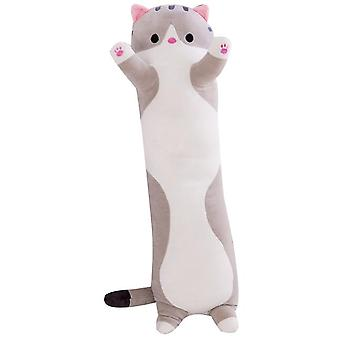 Söt plysch kattdocka mjuk fylld liten kattkuddedocka leksak