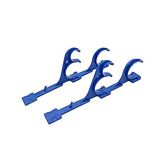 Swimming Pool Accessories Drying Hooks Plastic Storage Hooks Tool Holders