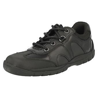 Senior varones Rhino por Startrite escuela zapatos de mina