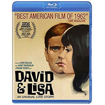 David & Lisa [Blu-ray] USA import