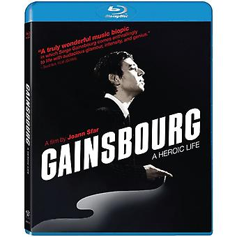 Gainsbourg: A Heroic Life [BLU-RAY] USA import