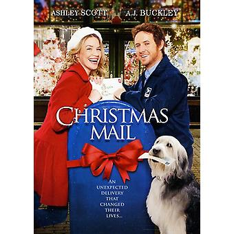 Christmas Mail [DVD] USA import