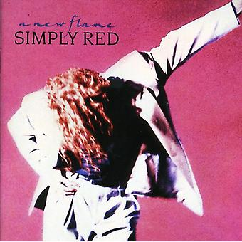Simply Red - New Flame [CD] USA import