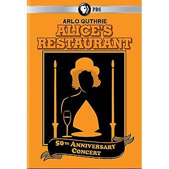 Arlo Guthrie - Alice's Restaurant 50th Anniversary Concert [DVD] USA import
